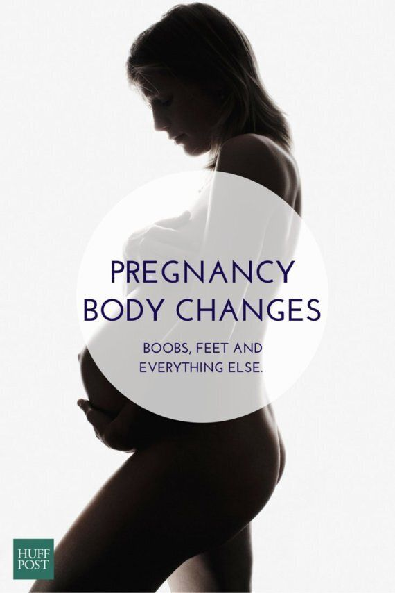 Body Changes In Pregnancy: Boobs, Feet And Everything