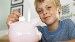 The Gender Pay Gap Starts With Kids' Pocket Money With Boys Favoured Over