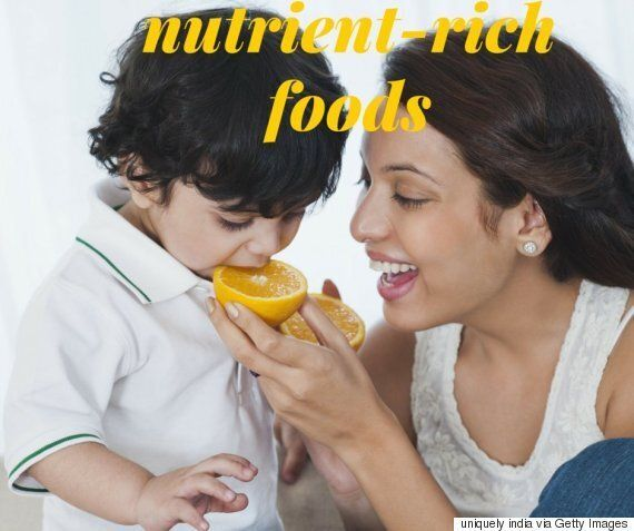 Vitamin And Mineral-Rich Foods We Should All Be