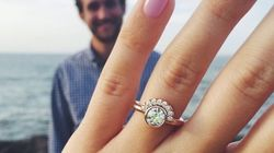 21 Engagement Rings That Are Perfect For The Unconventional