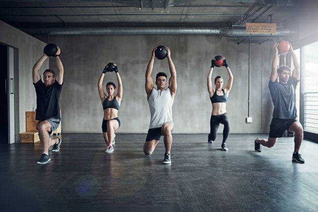 Strength training is