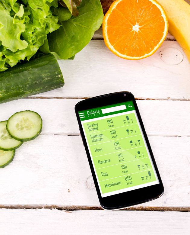 Keeping track of your food can be helpful to begin with, but not for the long