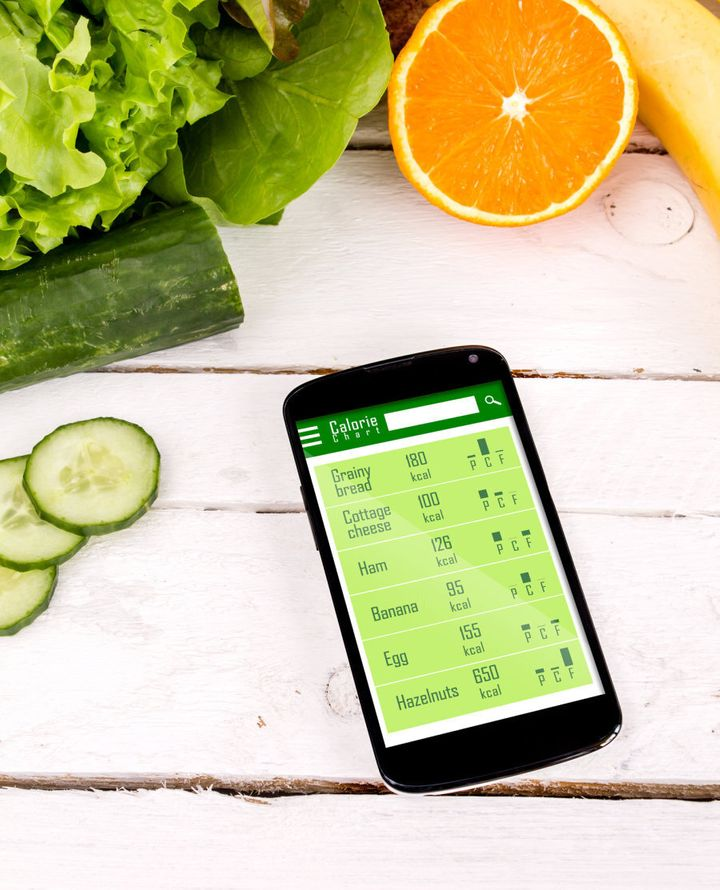 Keeping track of your food can be helpful to begin with, but not for the long term.
