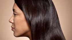 The Glossy 'Top Coat' Treatment Your Hair Is