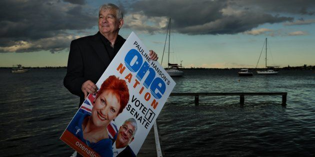 One Nation's Brian Burston Slammed For Islamophobic Meme On