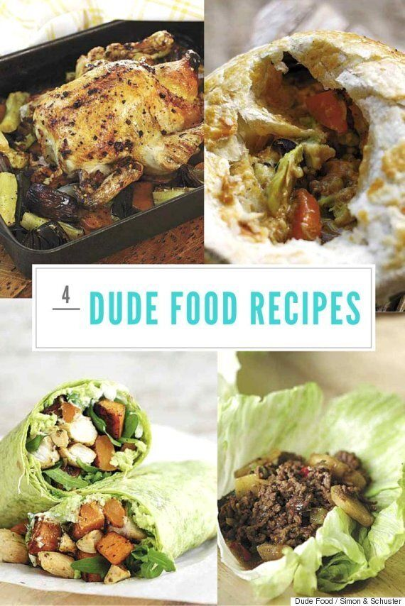 Man Food Recipes That Every Guy Can