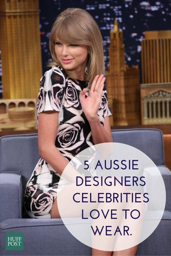 Five Aussie Fashion Designers Killing It