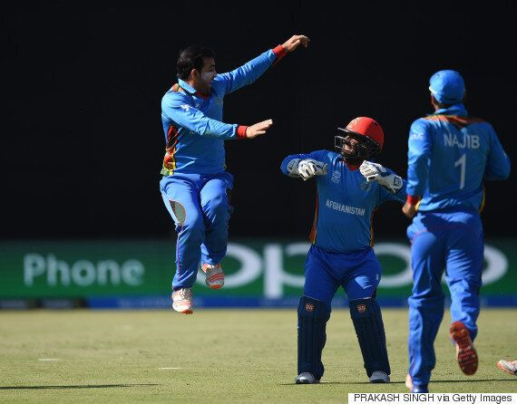 England Captain Eoin Morgan Bowled By Afghanistan, In Latest Heroic Feat By The The Gutsiest Team in