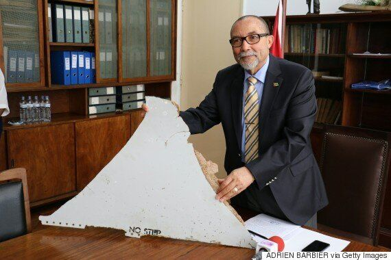 Transport Minister: Debris Found In Mozambique 'Almost Certainly'