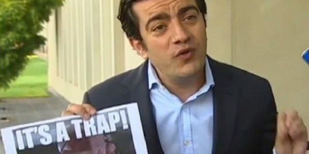 Senator Sam Dastyari On Memes, Viral Videos And Halal Snack