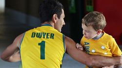 Jamie Dwyer Is The Greatest Australian Sportsman You've Never Heard