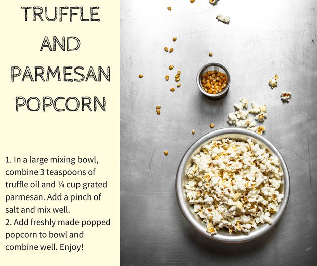 6 Incredible Ways To Transform Plain Popcorn From Zero To