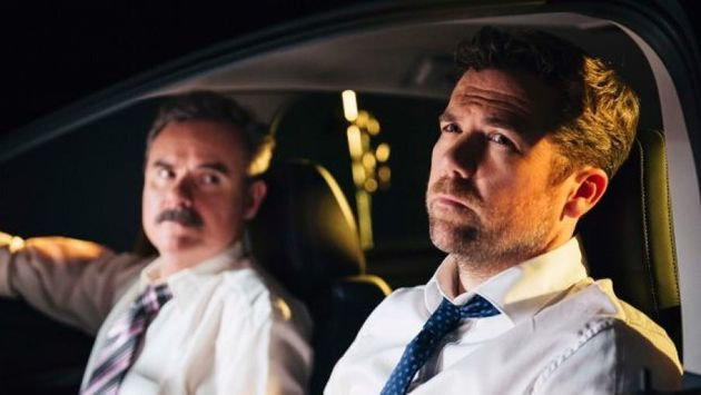 Patrick Brammall and Darren Gilshenan star in Stan's 'No Activity' which is set to be remade by Will...