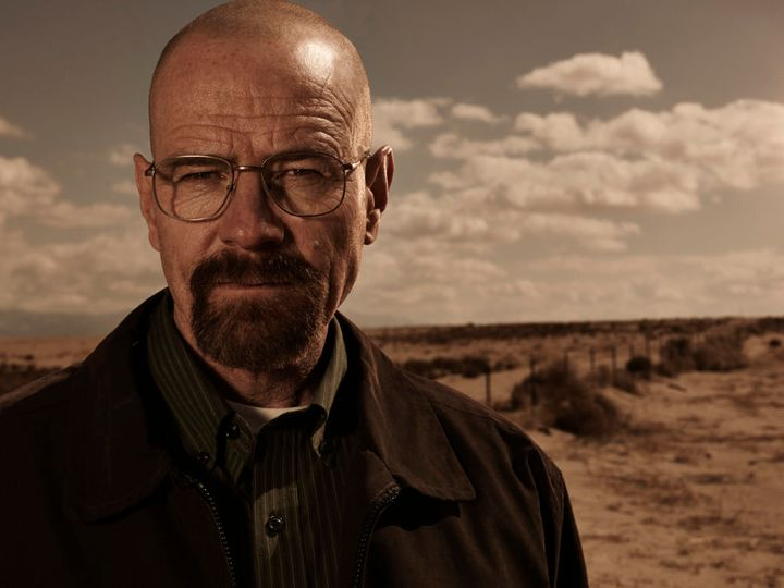 Bryan Cranston as 'Breaking Bad's Walter White, now set to star in and executive produce 'Philip K. Dick's Electric Dreams'