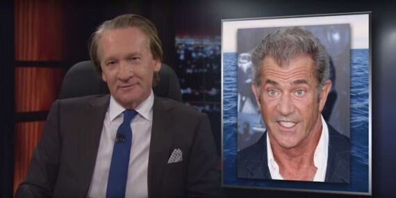 Language Warning: Bill Maher calls Aussies The 'Ethnic Group Taking Over' In Cheeky