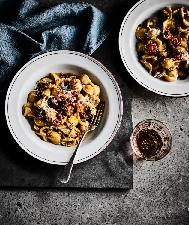 Need Comfort Food? Try These Italian