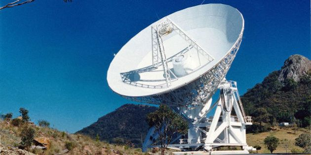 Astronomers Use Kickstarter to Save Mopra Telescope Mapping Milky
