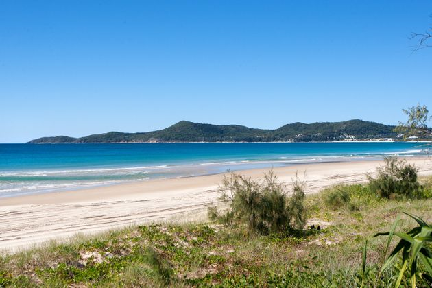You'll feel like you're living on your own private island -- this property has an impressive 470 metres...