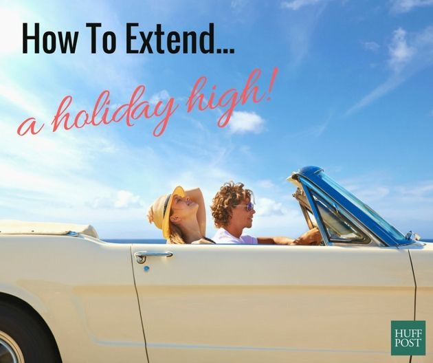 Holiday Happiness: How To Make It Last All Year