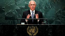Malcolm Turnbull Praises U.N's Work On Climate Change And Refugees, But How Does Australia Stack