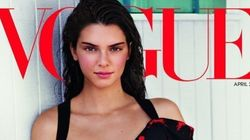 Kendall Jenner Rides A Horse In Her Underwear, Because