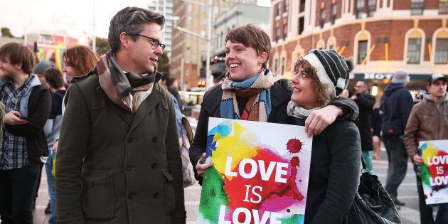 Overseas same-sex marriage could soon be recognised in South