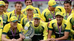 Australia Claims Series Win Over