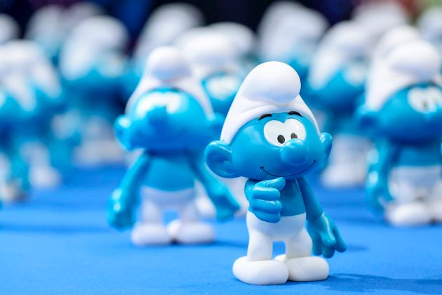 'Cuckoo Smurfing' will definitely not make you as happy as this.
