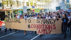 Sydney 'Protestival' Fights Back Against Lockout