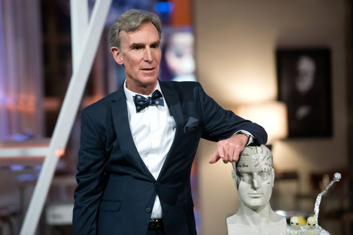 Bill Nye's Netflix show 'Saves the World' is shooting its second season.