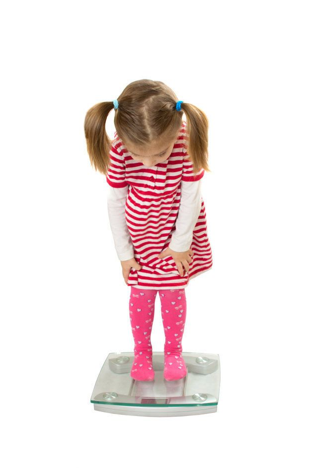 In Australia, 14 percent of five-year-old's reported dieting behaviours.