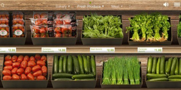 New Delivery App Is Bringing The Farmer's Market To