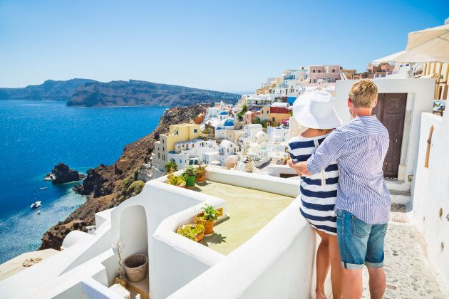 Most 'honeyboomers' are enjoying a couples holiday for the first time in