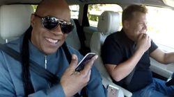 'Carpool Karaoke' With Stevie Wonder, James