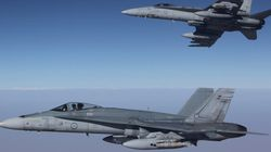 Australia Deploys First Bombs On Islamic State Forces In
