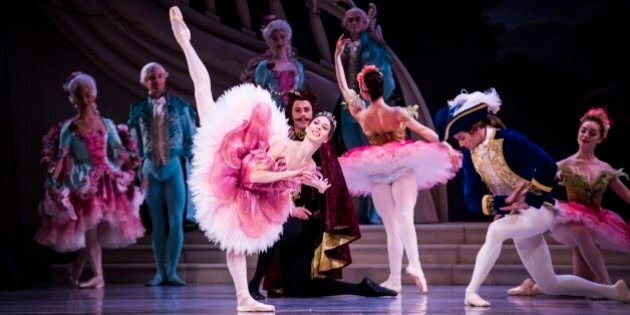 The Australian Ballet Production Of Sleeping Beauty Is All Kinds Of