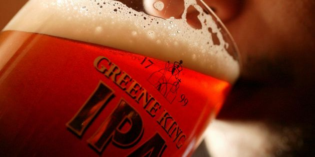 India Pale Ale Is The King Of Craft Beers. But IPA Is Virtually Unheard Of In