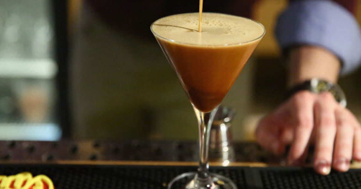 An Easy At Home Espresso Martini Recipe From Australia S Best Bartender Huffpost Australia