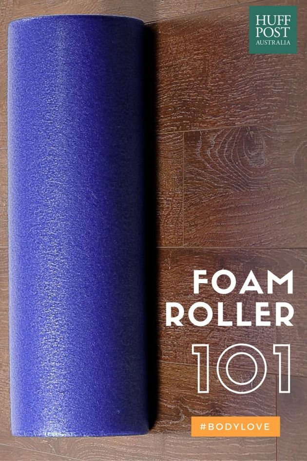 One Small Change Makes Foam-Rolling Recovery More