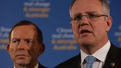 Abbott on Morrison: 'I'm afraid Scott badly mislead