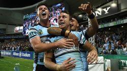 Cronulla Sharks Into NRL Grand Final After Beating Cowboys