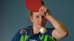 Aussie Table Tennis Player Pursuing Olympic Dream On Two