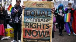 'Incredible Crowd' Descends On Sydney For Marriage Equality