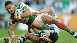 Rabbitohs Pair Dylan Walker And Aaron Gray Rushed To Hospital After Adverse Reaction To