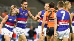 Bulldogs Come From Behind To Beat GWS, Make AFL Grand