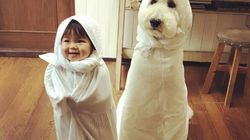 This Little Girl And Her Poodle Pals Are The Ultimate