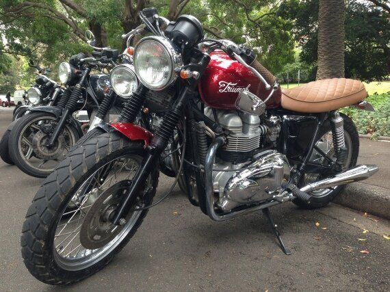 Distinguished Gentleman's Ride Raises Millions For Prostate Cancer Research