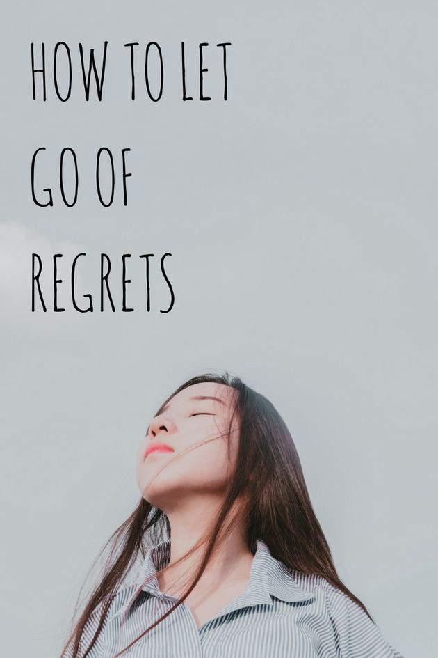How To Deal With Regret | HuffPost Australia