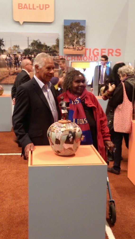 Indigenous AFL Moments In Time Brought To Life In