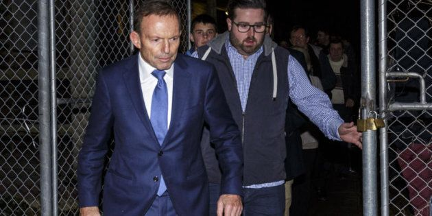 """Tony Abbott: """"Say what you mean and do what you sayhas to be the cardinal"""